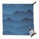 PackTowl Nano Asciugamano blu